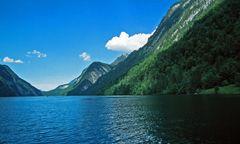 Der Königssee - wie ein Fjord