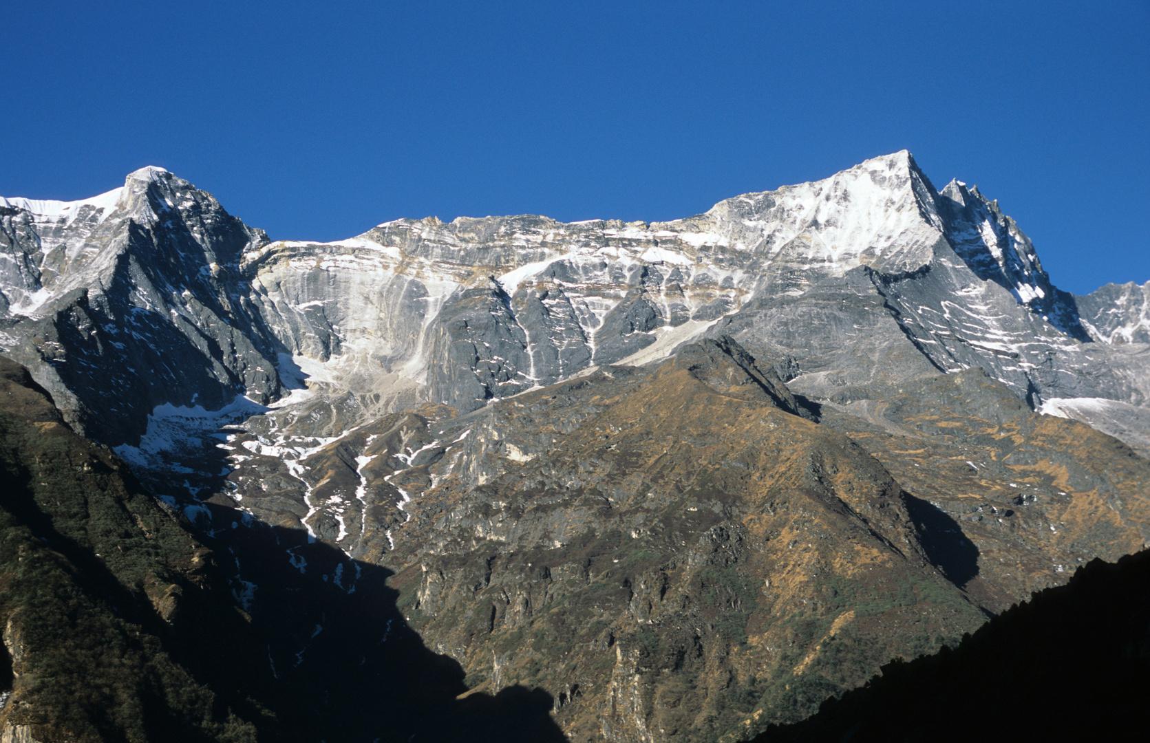 Der Kongde Ri (6187 m)