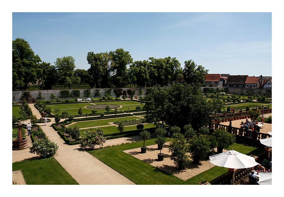 Der Konventgarten...