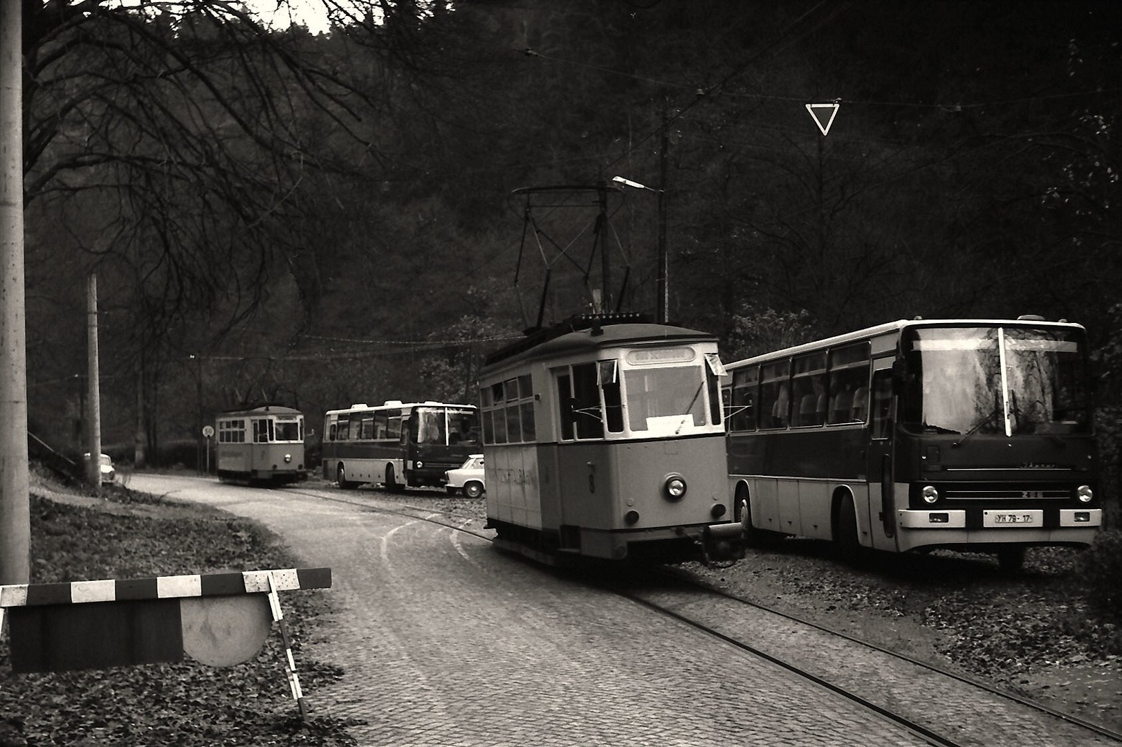 Der Kraftverkehr Pirna ....