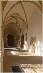 Der Kreuzgang zum Dommuseum