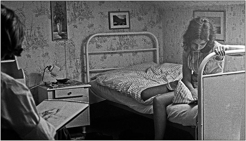 Der Künstler und sein Modell 1970 (1)