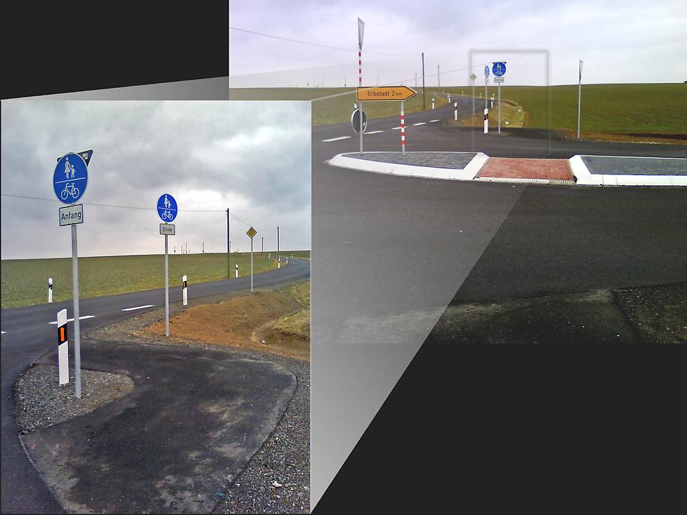 Der kürzeste Radweg Deutschlands ?!?