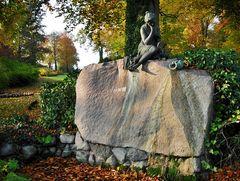 Der Laitièrenbrunnen im Park Klein Glienicke