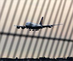 Der Landeanflug