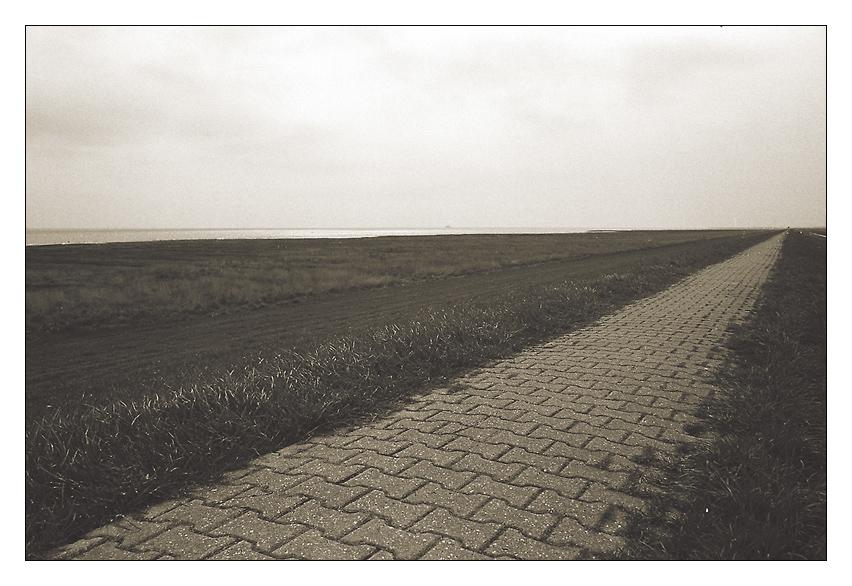 Der lange Weg ....