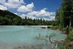 Der Lech - ein Fluss der mich mitreißt