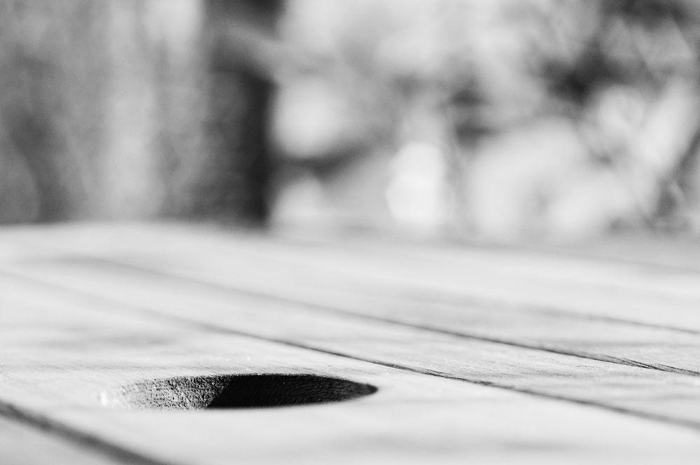 ... der leere Tisch