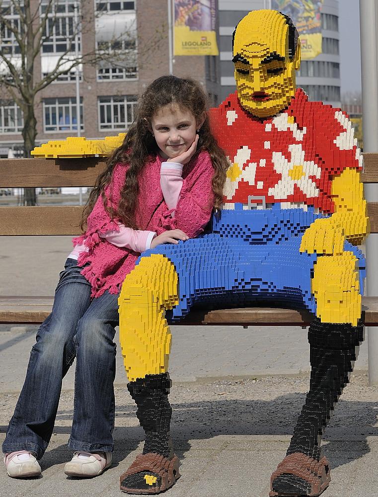 Der Legomann