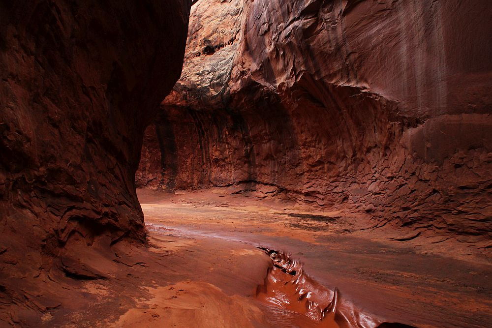 Der Leprechaun Canyon...