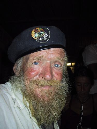 Der letzte Hippie von Matala