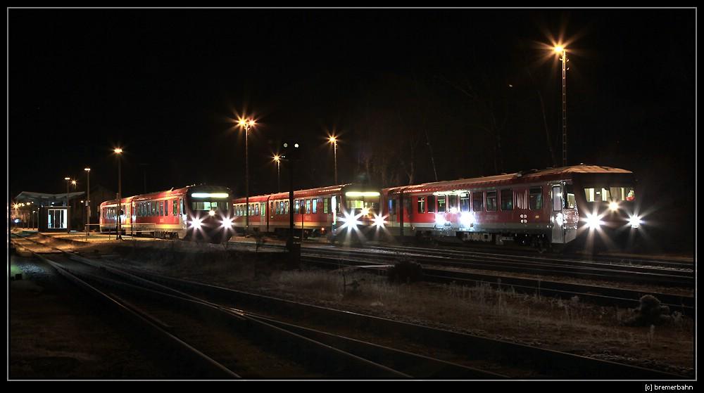 Der letzte Nachtdienst in Soltau