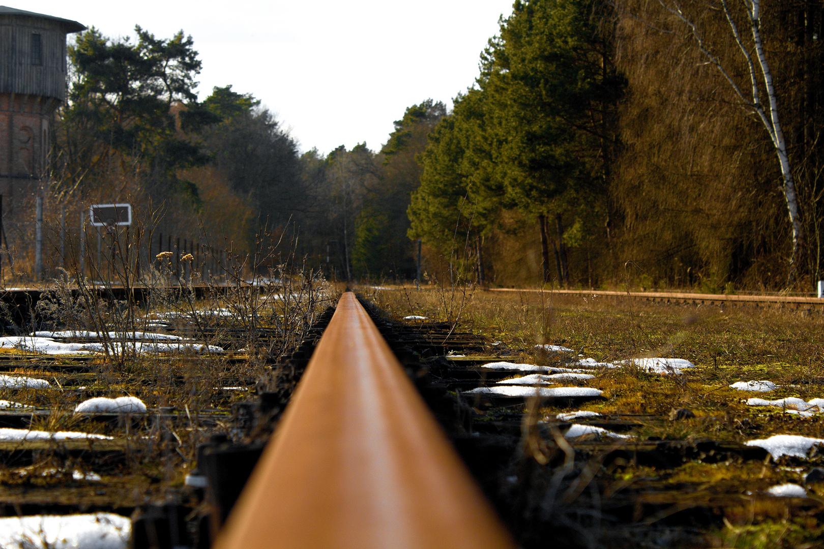 Der letzte Zug ist abgefahren ...