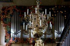 Der Leuchter von St. Severin