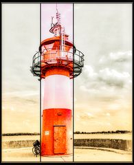 Der Leuchtturm An der Mole