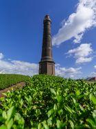 Der Leuchtturm auf Borkum