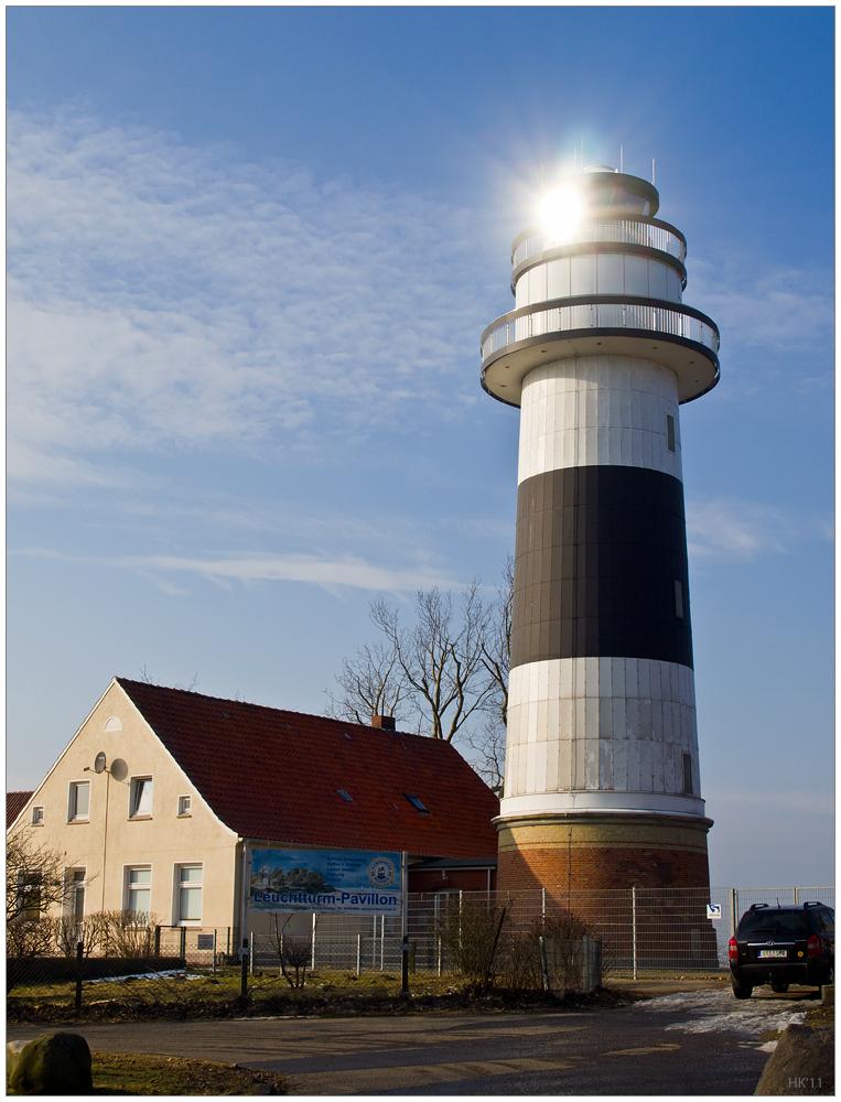 Der Leuchtturm Bülk