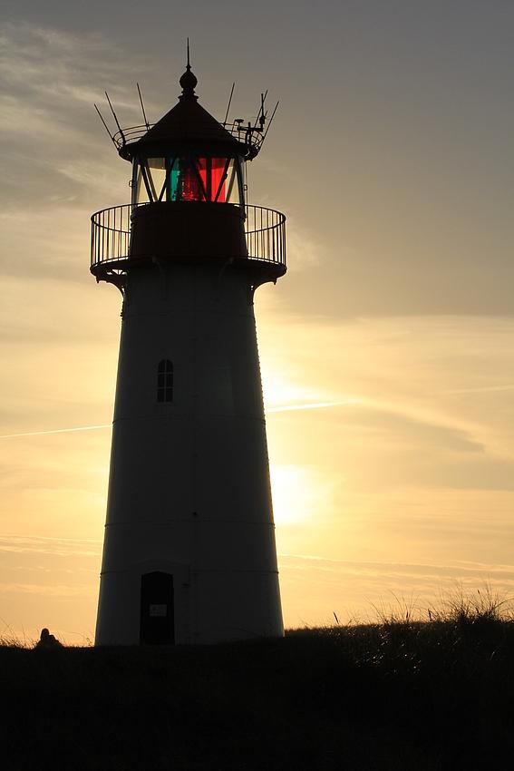 Der Leuchtturm im Licht