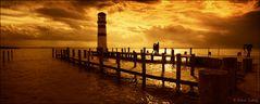 Der Leuchtturm und der Fotograf