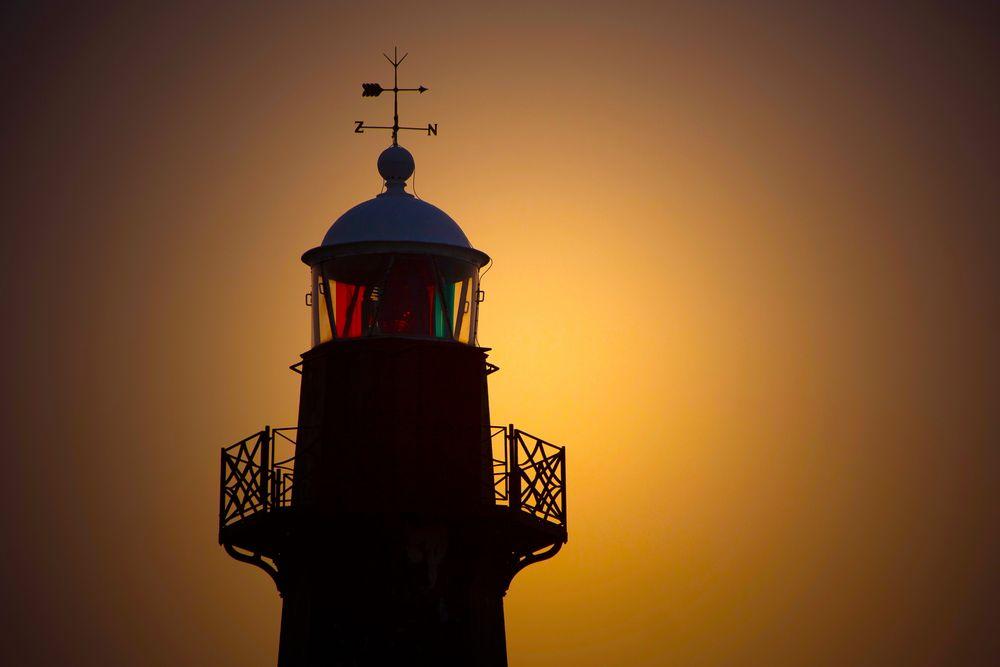 Der Leuchtturm von Breskens
