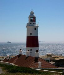 Der Leuchtturm von Gibraltar