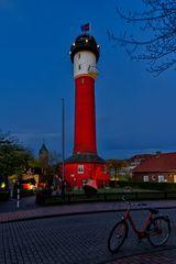 Der Leuchtturm von Wangerooge