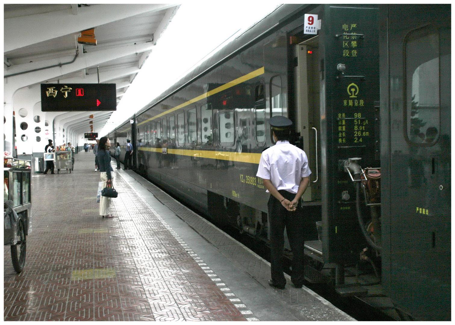 Der Lhasa-Express
