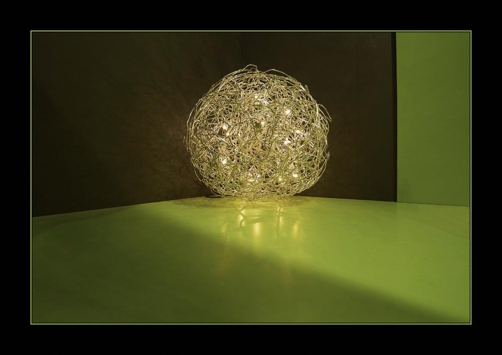 Der Lichtball Version 2