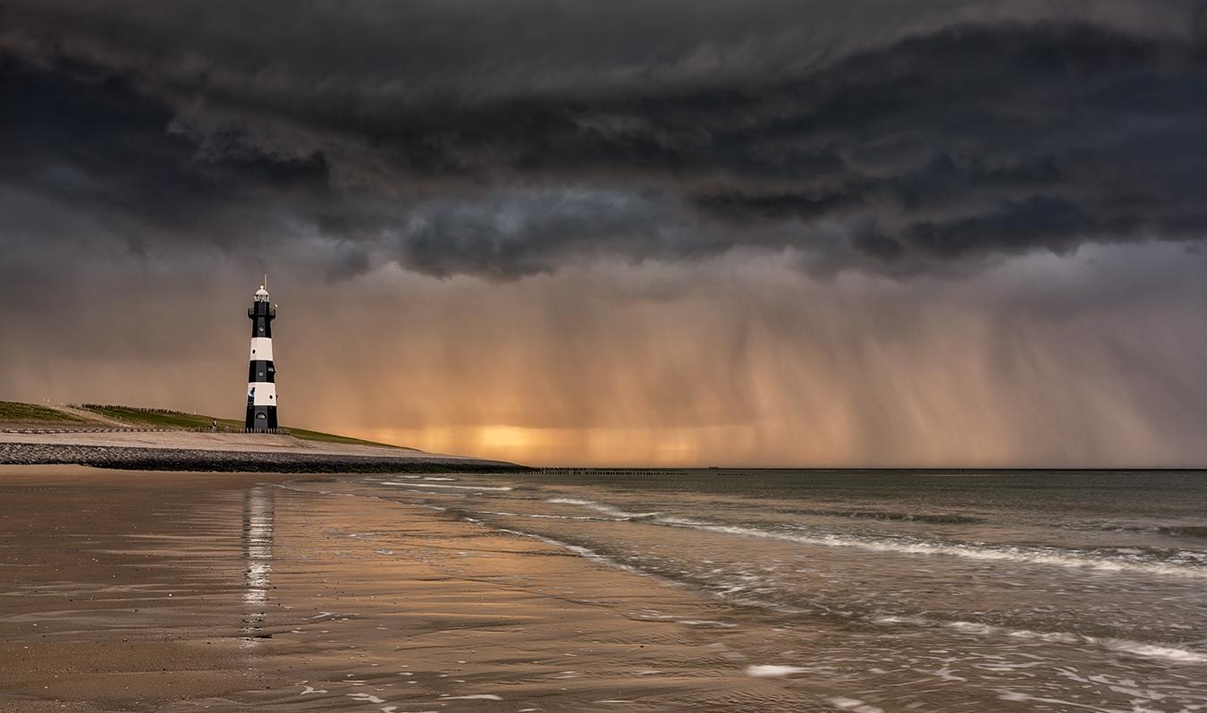 Der Lichtblick hinter dem Wolkenbruch