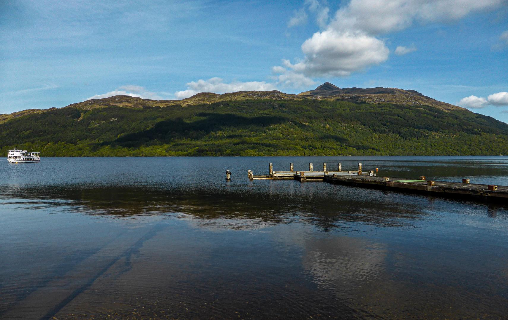 Der Loch Lomand...