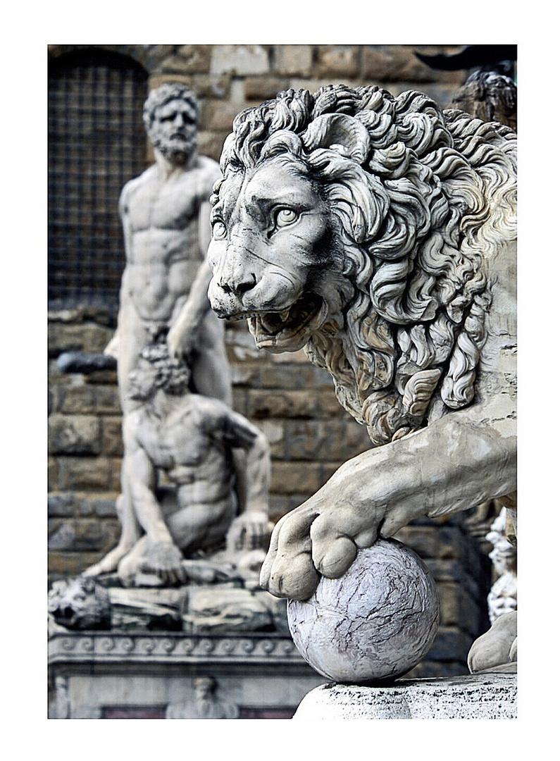 Der Löwe über Alles