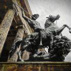 Der Löwenkämpfer...