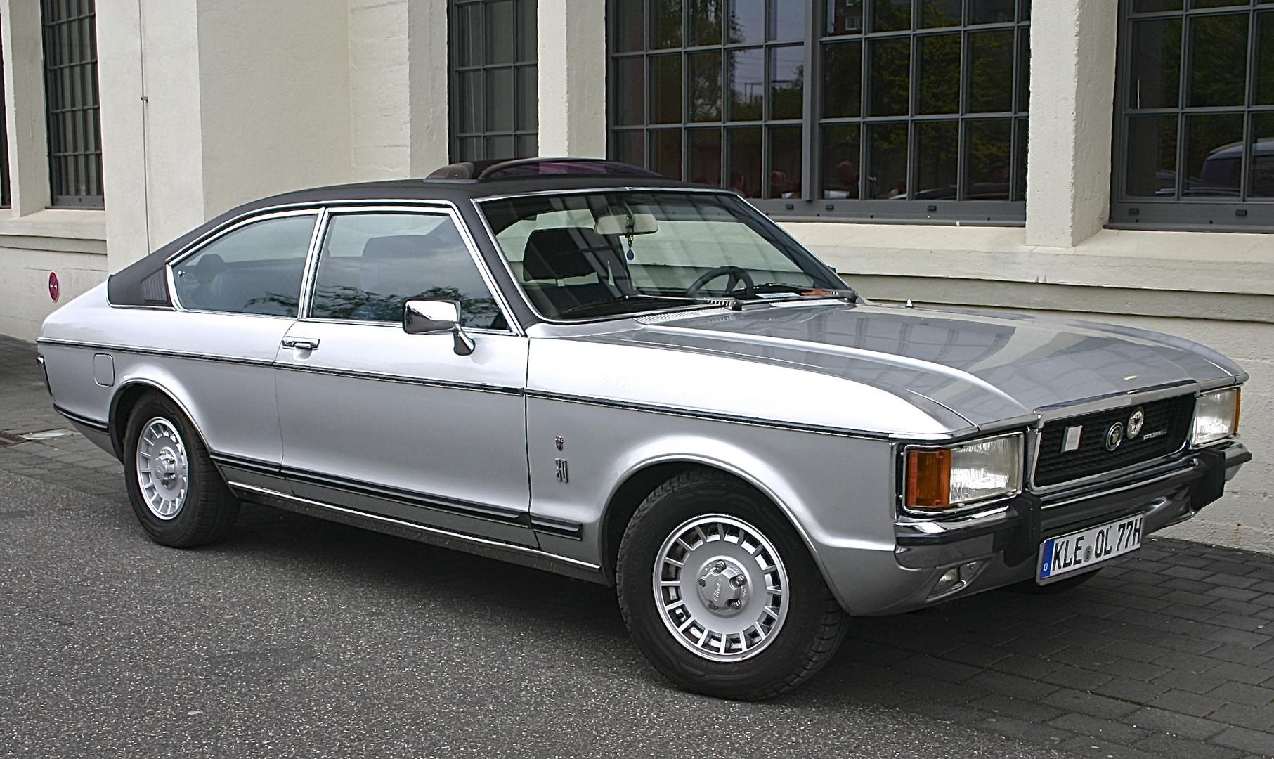 Der Luxus - Ford