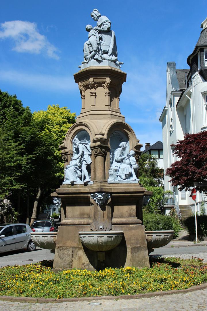 Der Märchenbrunnen in Wuppertal