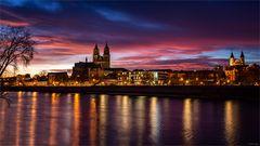 Der Magdeburger Dom ...