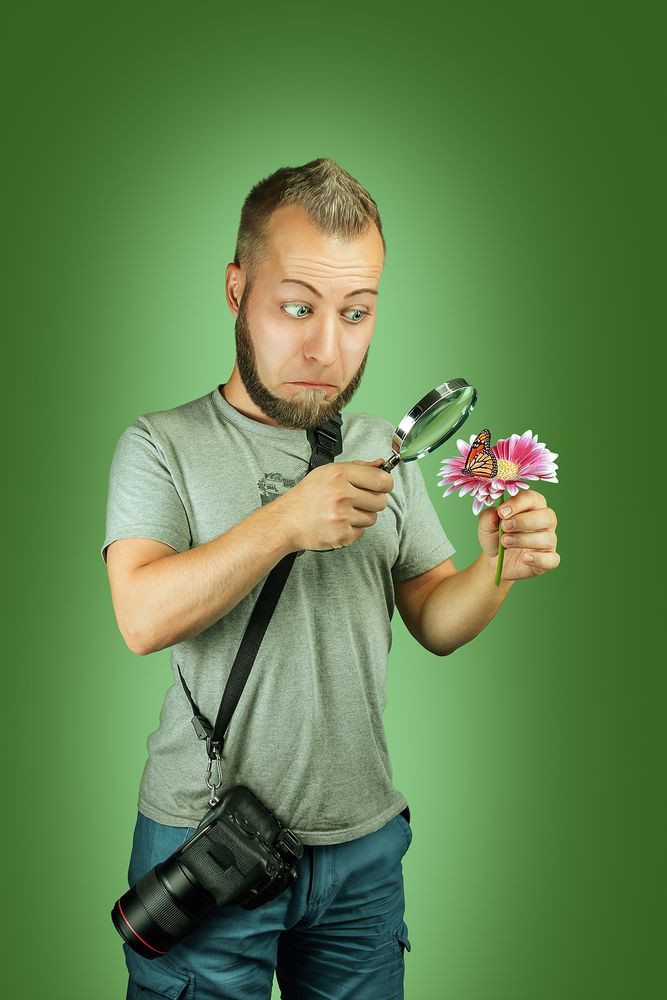 - Der Makrofotograf -