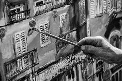 Der Maler...