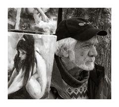 Der Maler und sein Werk