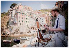 Der Maler von Cinque Terre