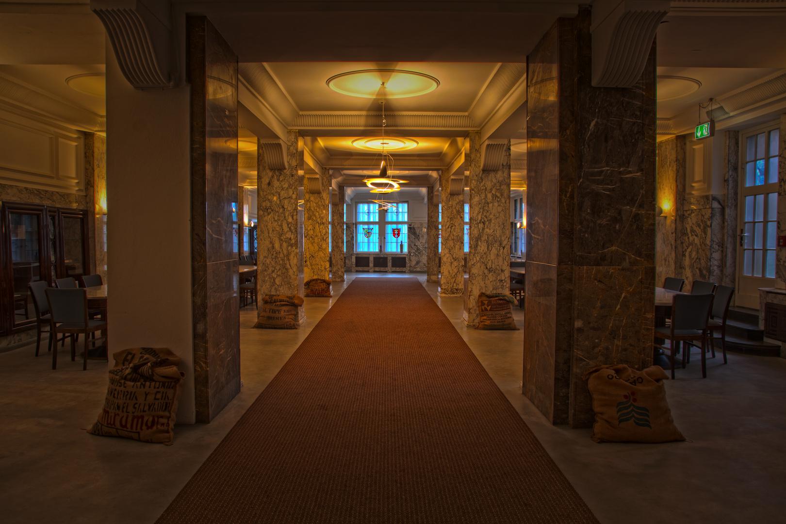 Der Mamorsaal