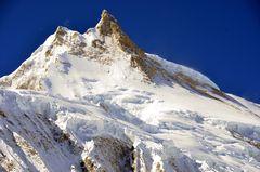Der Manaslu (8163m) vom Birendra-See