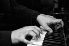 Der Mann am Klavier...