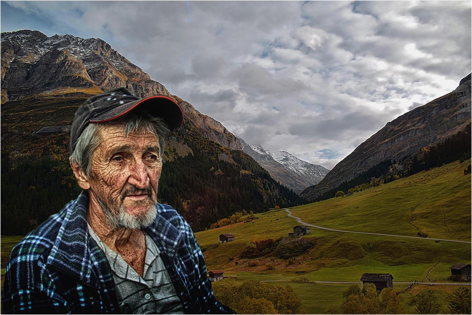 Der Mann Aus Den Bergen