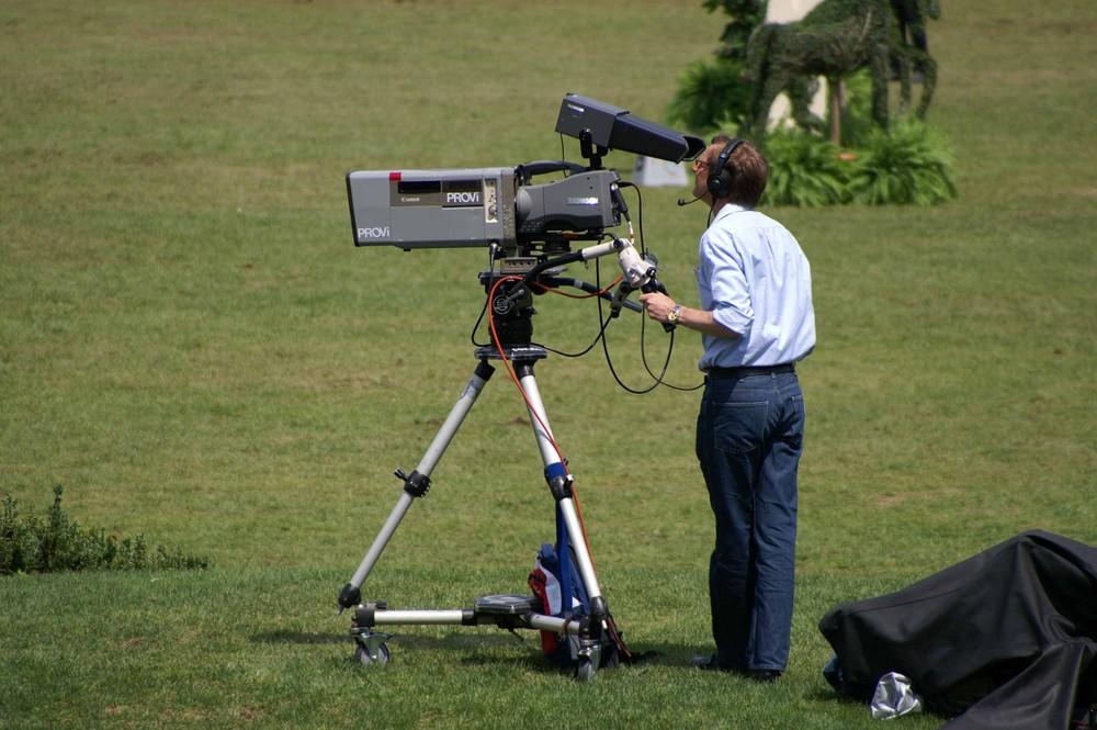 Der Mann hinter der Kamera