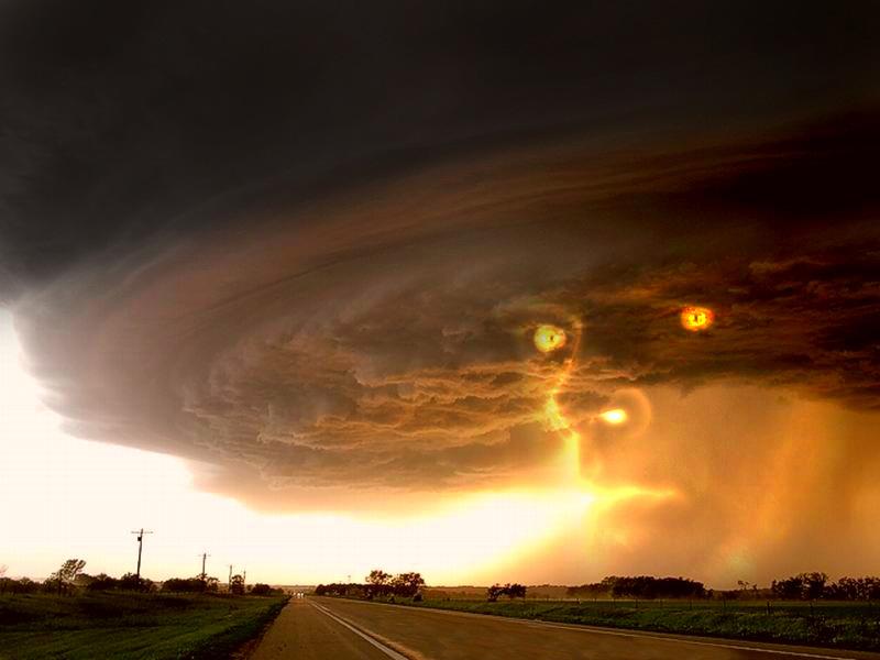 Der Mann in den Wolken