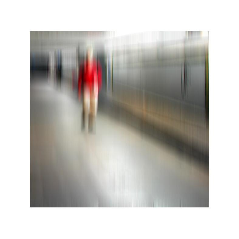 Der Mann in rot II