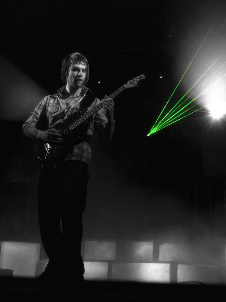 der mann mit der gitarre ........