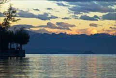 der Mann und der See