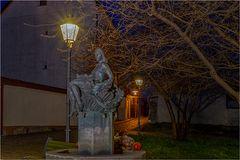 Der Margaretenbrunnen in Aschersleben