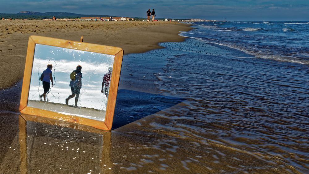 der Meeresspiegel am Spiegeldienstag